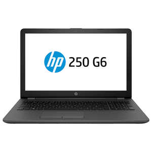 "Laptop HP 250 G6, Intel Core i3-6006U 2.0GHz, 15.6"" HD, 4GB, SSD 256GB, Intel HD Graphics 520, Free Dos"