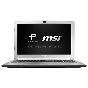 "Laptop Gaming MSI PL62 7RC, Intel® Core™ i5-7300HQ pana la 3.5GHz, 15.6"" Full HD, 8GB, 1TB, NVIDIA GeForce MX150 2GB, Free Dos"