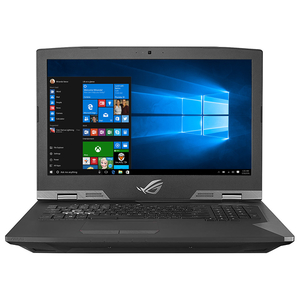 "Laptop ASUS ROG G703GI-E5047T, Intel Core i9-8950HK pana la 4.8GHz, 17.3"" Full HD, 64GB, SSHD 2TB + SSD 2 x 512GB, NVIDIA GeForce GTX1080 8GB, Windows 10 Home"