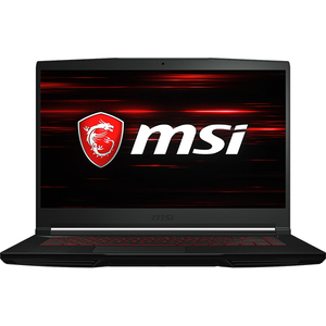 "Laptop MSI GF63 8RC, Intel Core i7-8750H pana la 4.1 GHz, 15.6"" Full HD, 8GB, 1TB, NVIDIA GeForce GTX 1050 4GB, Free Dos"