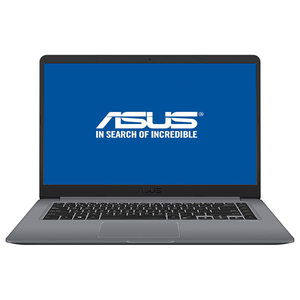 "Laptop ASUS VivoBook S510UN-BQ218, Intel Core i5-8250U pana la 3.4GHz, 15.6"" Full HD, 8GB, 1TB, NVIDIA GeForce MX150 2GB, Endless"