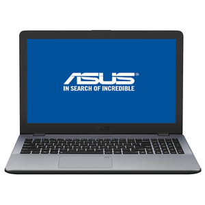 "Laptop ASUS X542UA-DM833, Intel® Core™ i7-8550U pana la 4.0GHz, 15.6"" Full HD, 8GB, SSD 256GB, Intel® UHD Graphics 620, Endless"