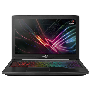 "Laptop ASUS ROG Strix GL503VD-FY004, Intel® Core™ i7-7700HQ pana la 3.8GHz, 15.6"" Full HD, 8GB, 1TB + 8GB cache, NVIDIA GeForce GTX 1050 4GB, Free Dos"