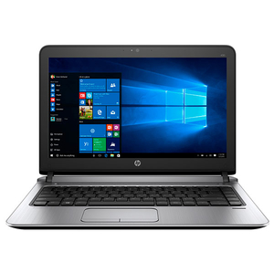 "Laptop HP ProBook 430 G3, Intel® Core™ i3-6100U 2.3GHz, 13.3"", 4GB, SSD 128GB, Intel® HD Graphics 520, Windows 7 Pro / 10 Pro"