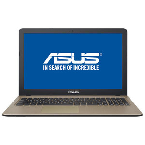 "Laptop ASUS X540NA-GO067, Intel® Celeron® N3350 pana la 2.4GHz, 15.6"", 4GB, 500GB, Intel® HD Graphics 500, Endless"