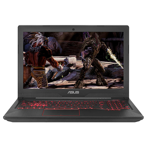 "Laptop ASUS FX503VD-E4082, Intel® Core™ i5-7300HQ pana la 3.5GHz, 15.6"" Full HD, 8GB, 1TB + 8GB cache, NVIDIA GeForce GTX 1050 4GB, Free Dos"