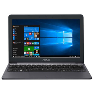 "Laptop ASUS E203MA-FD017TS, Intel® Celeron® N4000 pana la 2.6GHz, 11.6"" HD, 4GB, eMMC 64GB, Intel® HD Graphics 600, Windows 10 Home S, Grey"