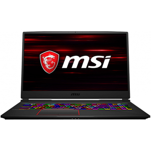 "Laptop MSI GE75 Raider 8SF, Intel® Core™ i7-8750H pana la 4.1GHz, 17.3"" Full HD, 16GB, HDD 1TB + SSD 256GB, NVIDIA GeForce RTX 2070 8GB, Free Dos"