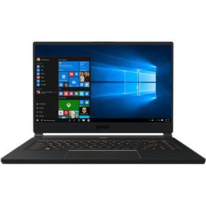 "Laptop MSI GS65 Stealth 8SE, Intel® Core™ i7-8750H pana la 4.1GHz, 15.6"" Full HD, 16GB, SSD 512GB, NVIDIA GeForce RTX 2060 6GB, Windows 10 Home"