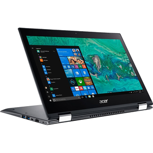 """Laptop ACER Spin 5 SP513-53N-37UP, Intel® Core™ i3-8145U pana la 3.9GHz, 13.3"""" Full HD Touch, 8GB, SSD 256GB, Intel® UHD Graphics 620, Windows 10 Home"""